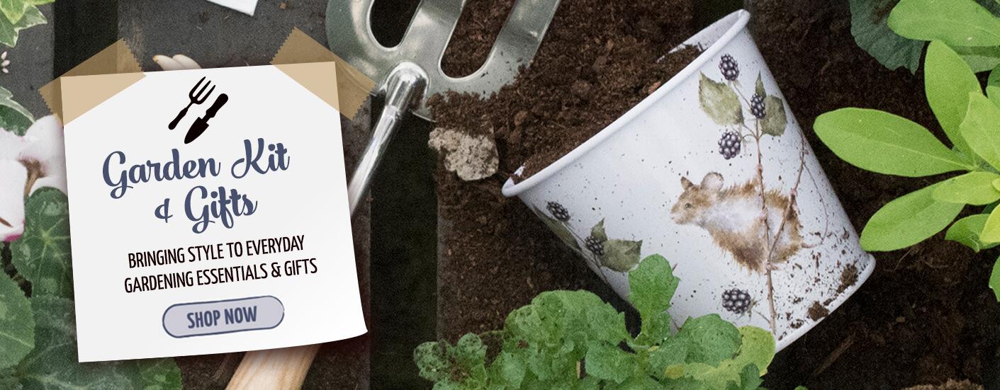 Hetty's Herbs Garden Kit & Gifts