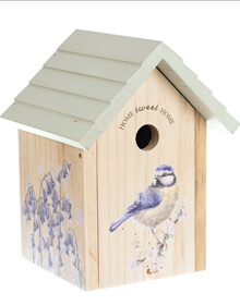 Wrendale Bird House – Blue Tit