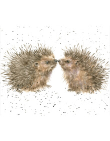 Wrendale Hogs and Kisses